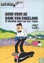 Comics - Dees Dubbel en Cesar - Goud voor de bank van Engeland