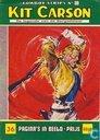 Comic Books - Kit Carson - De legende van de Bergadelaar