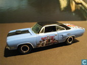 Model cars - Johnny Lightning - Plymouth Satellite GTX 'Coca Cola'