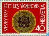 Postage Stamps - Switzerland [CHE] - Winterfest Vervey