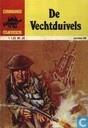 Comic Books - Commando Classics - De vechtduivels