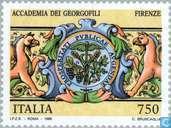 Postzegels - Italië [ITA] - Kunstschatten
