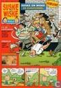Comics - Suske en Wiske weekblad (Illustrierte) - 2002 nummer  1