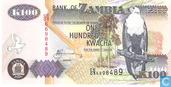 Zambie 100 Kwacha 2005