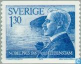 Nobelprijswinnaar 1916