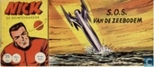 Bandes dessinées - Nick [Wäscher] - S.O.S. van de zeebodem
