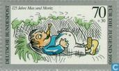 Postage Stamps - Germany, Federal Republic [DEU] - Max and Moritz
