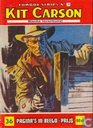 Comic Books - Kit Carson - Blanke toverkunst