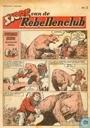 Comic Books - Sjors van de Rebellenclub (magazine) - 1957 nummer  2