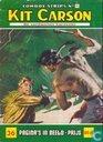 Comic Books - Kit Carson - De verdwenen karavaan