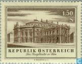 Postage Stamps - Austria [AUT] - Burgtheater and Opera