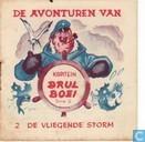 Bandes dessinées - Kapitein Brul Boei - De vliegende storm