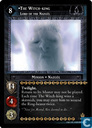 Trading Cards - Lotr) Promo - The Witch-king, Lord of the Nazgûl Promo