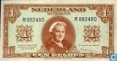 Banknotes - Geldzuivering Nederland - 1 guilder Netherlands 1945