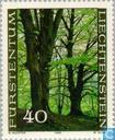 Briefmarken - Liechtenstein - Forest