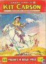 Bandes dessinées - Kit Carson - De opmars der Cherokees