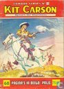 Strips - Kit Carson - De opmars der Cherokees