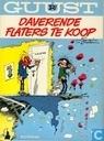 Comic Books - Guust - Daverende flaters te koop