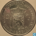 Coins - the Netherlands - Netherlands 2½ gulden 1938