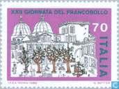Postage Stamps - Italy [ITA] - Stamp day