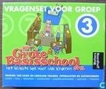Jeux de société - Basisschool Spel - Het grote basisschool spel  -  Vragenset voor groep 3