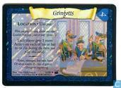 Trading cards - Harry Potter 3) Diagon Alley - Gringotts