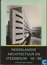 Livres - Divers - Nederlandse architectuur en stedebouw `45-`80