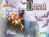 Postage Stamps - Ireland - Dracula