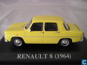Model cars - Altaya - Renault 8
