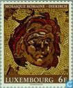 Postage Stamps - Luxembourg - Mosaic