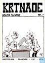 Strips - Kartoen (tijdschrift) - Kartoen 7