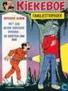 Comics - Biebel - Kiekeboe familiestripboek