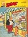 Strips - Sjors van de Rebellenclub (tijdschrift) - 1960 nummer  33