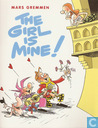 Bandes dessinées - Ze is van mij! - The Girl is Mine!