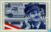 Timbres-poste - Autriche [AUT] - Employés