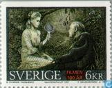 Postage Stamps - Sweden [SWE] - Cinema