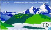 Postage Stamps - Germany, Federal Republic [DEU] - Europe - Nature reserves and parks