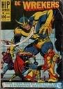Bandes dessinées - Puissants vengeurs, Les - Thor, IJzer-man en Goliath