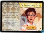 Trading cards - Harry Potter 3) Diagon Alley - The Famous Harry Potter