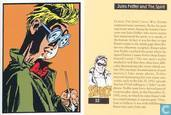 Trading Cards - The Spirit - Jules Feiffer and The Spirit