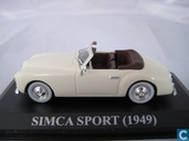 Model cars - Altaya - Simca Sport Spider