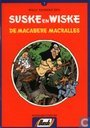 Comic Books - Willy and Wanda - De macabere Macralles/Les macrâlles Macabres