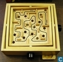 Spellen - Labyrinth (hout) - Doolhof / Labyrinth