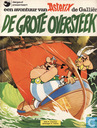 Bandes dessinées - Astérix - De grote oversteek