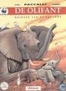 De olifant, heerser van de Savanne