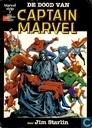 Strips - Captain Marvel [Marvel] - De dood van Captain Marvel