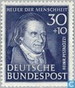 Postage Stamps - Germany, Federal Republic [DEU] - Pestalozzi, Johann Heinrich 1746-1827