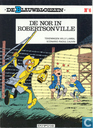 Strips - Blauwbloezen, De - De nor in Robertsonville