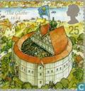 Postzegels - Groot-Brittannië [GBR] - Globe-theater