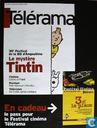 Poster - Comic books - Télérama : 30e Festival de la BD d'Angoulême - Le mystère Tintin